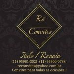 Rê Convites