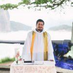 Paróquia de Sta Bárbara e São Sebastião – Padre Celebrante Nilton Ferreira