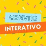 Look Apps Convite e Cartão Interativo