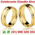 Celebrante Claudio Alves