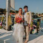 Maiau Catamaran – Casamento a bordo de um espaçoso catamaran